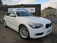 2014 BMW 1 SERIES 116i SE - 2014 (14 plate) £11750.00