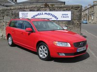 2013 VOLVO V70 D3 (136 PS) Start/Stop Business Edition - 2013 (63 plate) £10995.00
