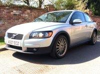 2007 VOLVO C30 1.6 D SE 3d 110 BHP £2890.00