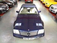 1996 MERCEDES-BENZ SL CLASS SL280 2d 2.8 AUTO £6000.00