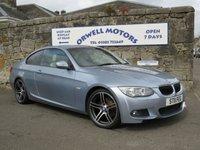 2011 BMW 3 SERIES 320i M Sport - 2011 (11 plate) £10500.00