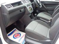 USED 2015 65 VOLKSWAGEN CADDY 1.6 C20 TDI STARTLINE 1d 74 BHP