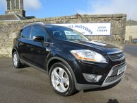 2011 FORD KUGA 2.0TDCi 140PS - 2011 (61 plate) £8500.00