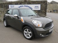 2012 MINI COUNTRYMAN D - 2012 (62 plate) £7500.00