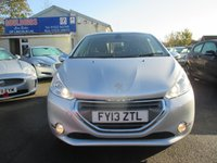 USED 2013 13 PEUGEOT 208 1.6 ALLURE 3d 120 BHP BUY NOW - PAY 2019  WITH MOTONOVO