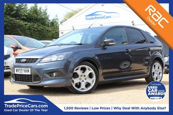 2009 FORD FOCUS 1.8 ZETEC S TDCI 5d 114 BHP £3950.00