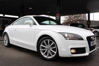 2011 AUDI TT 2.0 TFSI SPORT 2d 211 BHP £11990.00