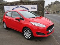 2016 FORD FIESTA 1.25 60PS - 2016 (16 plate) £6995.00