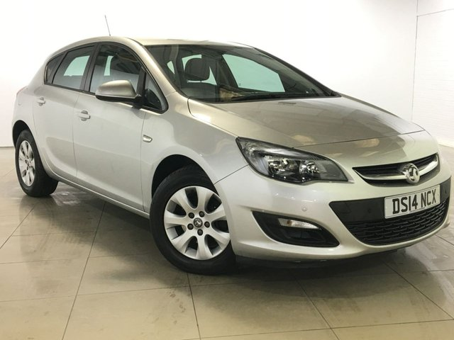 View our 2014 14 VAUXHALL ASTRA 1.6 DESIGN CDTI ECOFLEX S/S 5d 134 BHP
