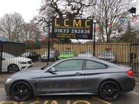 2013 BMW 4 SERIES 2.0 420D M SPORT 2d 181 BHP £15299.00