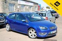 2007 FORD FOCUS 2.5 ST-3 3d 225 BHP £5475.00