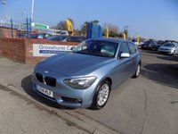 2014 BMW 1 SERIES 1.6 116D EFFICIENTDYNAMICS BUSINESS 5d 114 BHP £8995.00