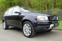 2010 VOLVO XC90 2.4 D5 EXECUTIVE AWD 5d AUTO 185 BHP £11750.00