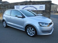 2010 VOLKSWAGEN POLO 1.4 85 PS SE - 2010 (10 plate) £5495.00