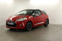 2010 CITROEN DS3 1.6 DSPORT 3d 155 BHP £5494.00
