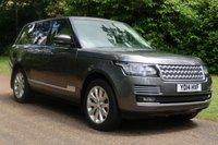 2014 LAND ROVER RANGE ROVER 4.4 SDV8 VOGUE SE 5d AUTO 339 BHP £46995.00