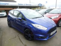 USED 2016 65 FORD FIESTA 1.6 ST-3 3d 180 BHP