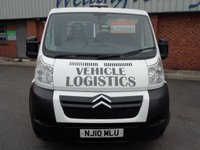USED 2010 10 CITROEN RELAY 2.2 35 L2 MWB CC 1d 100 BHP