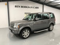 USED 2009 59 LAND ROVER DISCOVERY 3.0 4 TDV6 XS 5d AUTO 245 BHP SATNAV, PARK ASSIST, HEATED LEATHER
