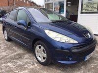 USED 2006 56 PEUGEOT 207 1.4 SE 16V 5d VALUE FOR MONEY IDEAL FIRST CAR!!!!
