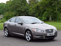 USED 2008 08 JAGUAR XF 4.2 SUPERCHARGED  V8 4d AUTO 416 BHP
