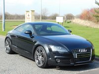 "USED 2009 59 AUDI TT 2.0 TDI QUATTRO S LINE SPECIAL EDITION 2d 170 BHP HEATED SEATS, BOSE, 19"" ALLOYS"