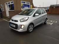USED 2017 66 KIA PICANTO 1.0 1 AIR 5d 65 BHP CHEAP TO RUN WITH KIA WARRANTY! ONLY £20 ROAD TAX AND 9162 MILES FROM NEW!..GOOD SPECIFICATION WITH AIR CONDITIONING AND ONLY 9162 MILES FROM NEW!