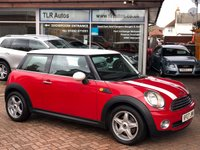 2007 MINI HATCH COOPER 1.6 COOPER 3d 118 BHP £2995.00