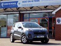 USED 2016 16 KIA SPORTAGE 1.7 CRDi 1 ISG 5dr * New Model * ** ONLY 15000 Miles **