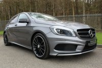 2012 MERCEDES-BENZ A CLASS 1.8 A200 CDI BLUEEFFICIENCY AMG SPORT 5d 136 BHP £13500.00