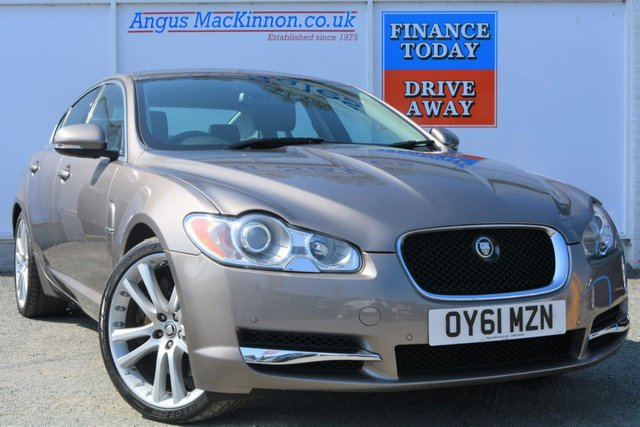 2011 61 JAGUAR XF 3.0 V6 S PREMIUM LUXURY 4d AUTO 275 BHP Power and Luxury
