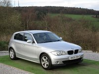 USED 2005 05 BMW 1 SERIES 1.6 116I SE 5d 114 BHP