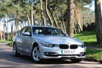 2015 BMW 3 SERIES 2.0 320I XDRIVE SPORT 4d 181 BHP £15695.00