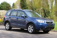 USED 2013 63 SUBARU FORESTER 2.0 I XE 5d AUTO 148 BHP