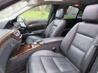 USED 2010 MERCEDES-BENZ S CLASS 3.0 S350 CDI BLUEEFFICIENCY L 4d 235 BHP