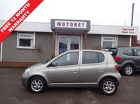 USED 2005 05 TOYOTA YARIS 1.3 COLOUR COLLECTION VVT-I 5DR HATCHBACK ++++SPRING SALE NOW ON+++