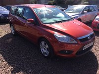 USED 2009 59 FORD FOCUS 1.6 STYLE TDCI 5d 107 BHP