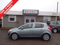 2011 VAUXHALL CORSA 1.2 EXCITE AC 5DR HATCHBACK 85 BHP £SOLD