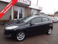 USED 2013 62 FORD FIESTA 1.0 ZETEC 5DR 80 BHP++£0 ROAD TAX PER YEAR++ ++++SPRING SALE NOW ON+++