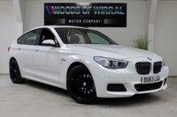 2013 BMW 5 SERIES 2.0 520D M SPORT GRAN TURISMO 5d AUTO 181 BHP £16780.00