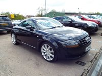 USED 2004 54 AUDI TT 1.8 T 3d 177 BHP FREE 12 MONTH AA ROADSIDE RECOVERY INCLUDED