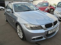 USED 2010 10 BMW 3 SERIES 2.0 318I M SPORT BUSINESS EDITION 4d 141 BHP