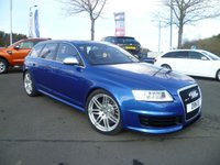 USED 2008 AUDI RS6 AVANT 5.0 TFSI QUATTRO 5d AUTO 740 BHP HUGE SPECIFICATION , FULL SERVICE HISTORY, MILLTEK EXHAUST, REMAPPED BEYOND STANDARD