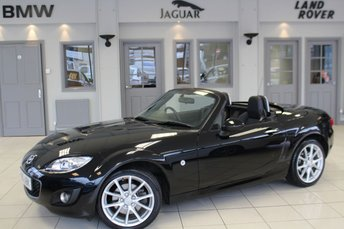 2011 MAZDA MX-5 2.0 I ROADSTER SPORT TECH 2d 158 BHP £7970.00