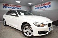 2014 BMW 3 SERIES 2.0 318D SPORT 4d 141 BHP £11999.00