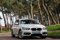 2017 BMW 1 SERIES 1.5 118i SPORT 5d 134 BHP