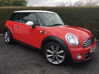 2012 MINI HATCH COOPER 1.6 COOPER D LONDON 2012 EDITION 3d 110 BHP ONE OFF 2012 LTD EDITIONS  £6788.00