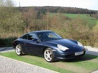 USED 2003 03 PORSCHE 911 3.6 CARRERA 2 2d 316 BHP