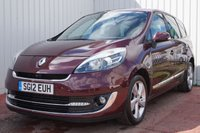 2012 RENAULT GRAND SCENIC 1.6 DYNAMIQUE TOMTOM ENERGY DCI S/S 5d 130 BHP £6995.00