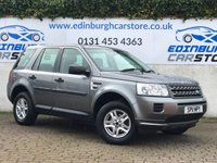 USED 2011 11 LAND ROVER FREELANDER 2.2 TD4 S 5d AUTO 150 BHP PRICE INCLUDES A 6 MONTH RAC WARRANTY, 1 YEARS MOT WITH 12 MONTHS FREE BREAKDOWN COVER